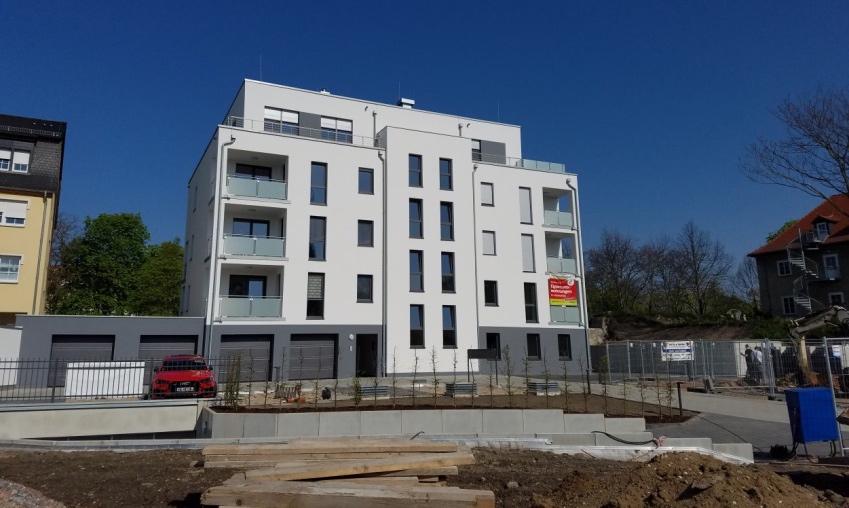 Ansicht Gebäude I